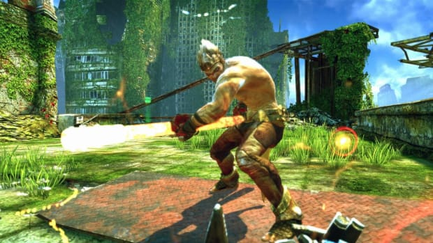 Enslaved: Odyssey to the West from Namco Bandai