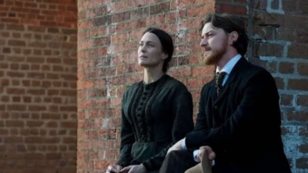 The Conspirator stars Robin Wright and James McAvoy