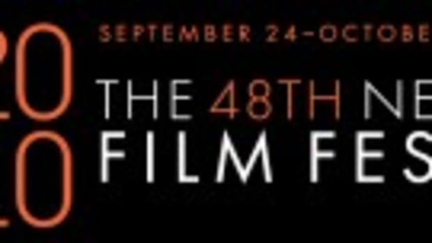 2010 New York Film Festival logo
