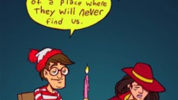 waldo abducts carmen