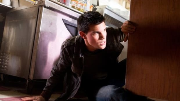 Taylor Lautner in Abduction.