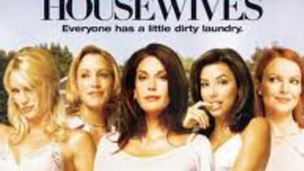 Desperate Housewives cast photo poster