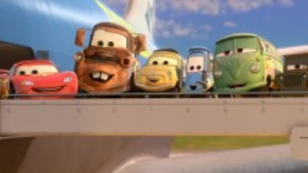 Disney Pixar's Cars 2