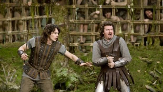 James Franco and Danny McBride in Your Highness