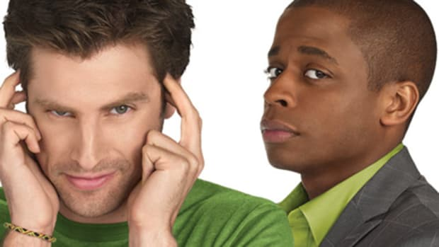 Dule Hill James Roday USA
