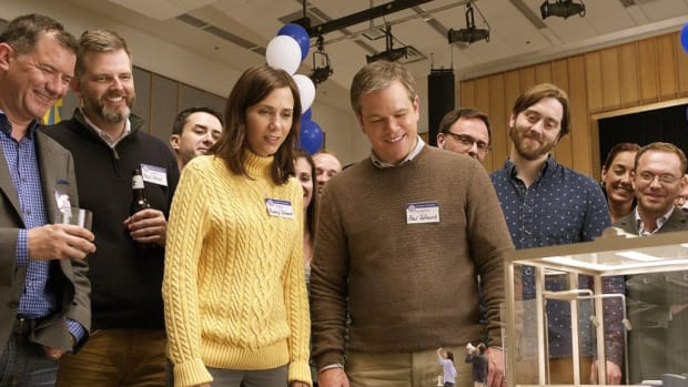 Using the movie Downsizing as an example... of what not to do... William C. Martell discusses the importance of a protagonist having clear objectives.
