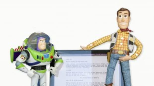 Woody and Buzz and Your Writing