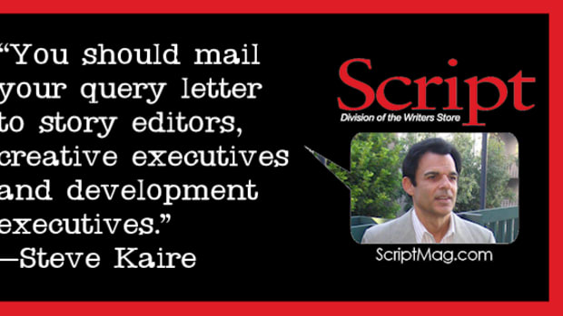 WRITER'S EDGE: Your Marketing Strategy by Steve Kaire | Script Magazine #scriptchat #screenwriting