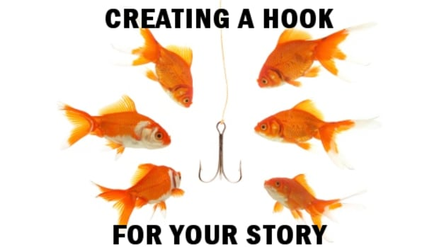WRITER'S EDGE: Creating a Hook For Your Story by Steve Kaire
