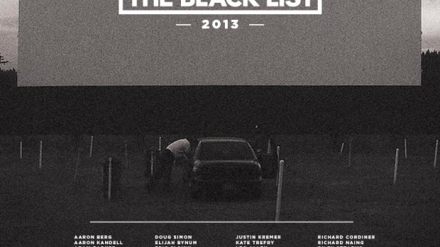 Official 2013 Black List cover