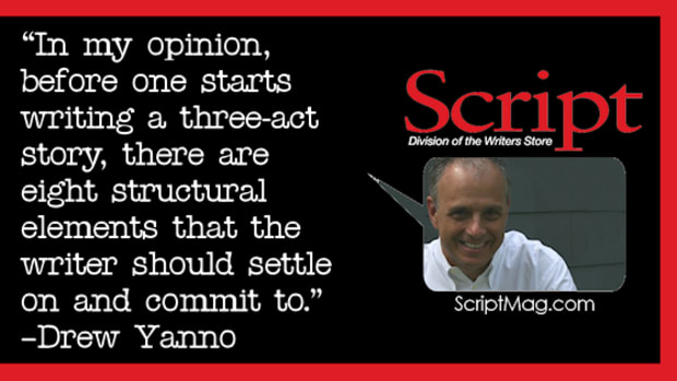 COLUMN D: Character and Page Numbers, Part 2 by Drew Yanno   Script Magazine #scriptchat #screenwriting