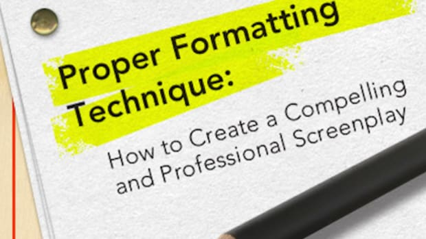 ASK DR. FORMAT: Is Formatting the Cause of Insanity in Screenwriters? by Dave Trottier | Script Magazine #scriptchat #screenwriting