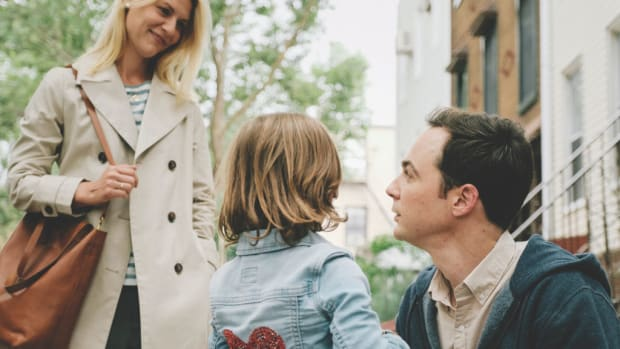 Andrew Bloomenthal discusses the timely and compelling film, A Kid Like Jake, with screenwriter Daniel Pearle, and one of the film's stars, Claire Danes.