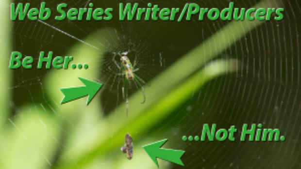 Spider Web Series