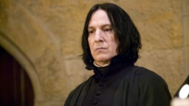 Severus Snape in Harry Potter