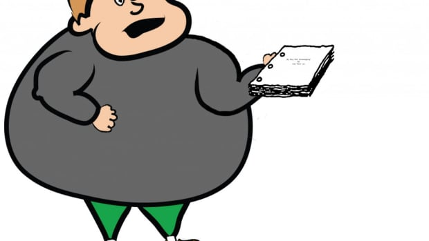 BREAKING & ENTERING: Script Coverage - Does This Script Make Me Look Fat? by Barri Evins | Script Magazine #scriptchat #screenwriting
