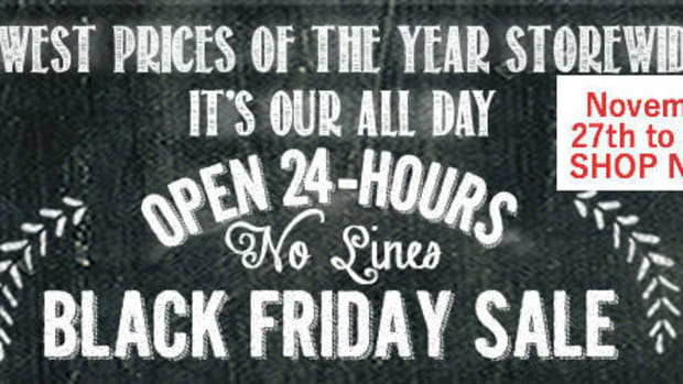 BlackFriday-TWS sale