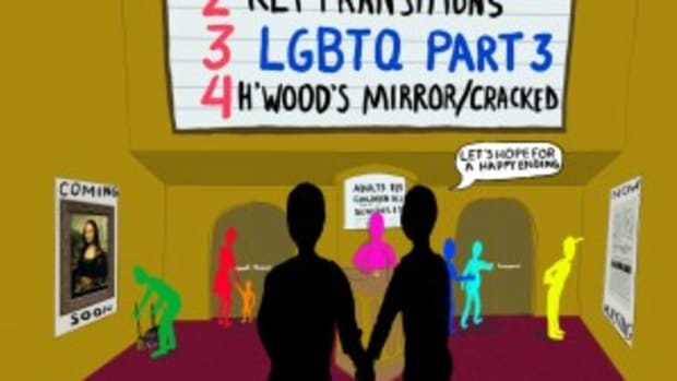 LEGALLY SPEAKING, IT DEPENDS: LGBTQ Part 3 – Hollywood's Cracked Mirror by Christopher Schiller | Script Magazine #scriptchat #screenwriting