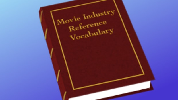 Movie Industry Vocabulary