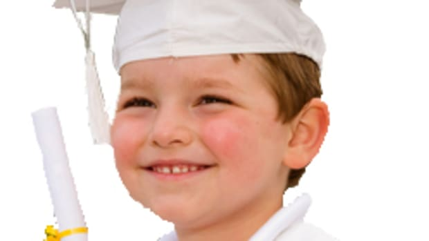 KIndergarden Graduation Bachelor of Rhymes