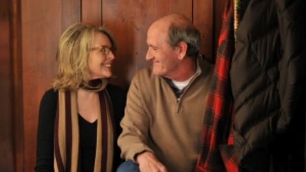 Diane Keaton and Richard Jenkins in 'Darling Companion'