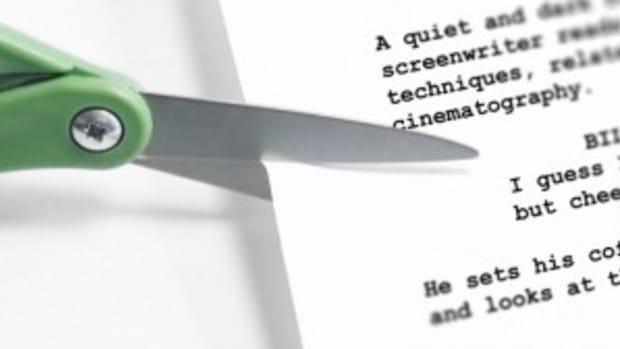 Editing Screenplays