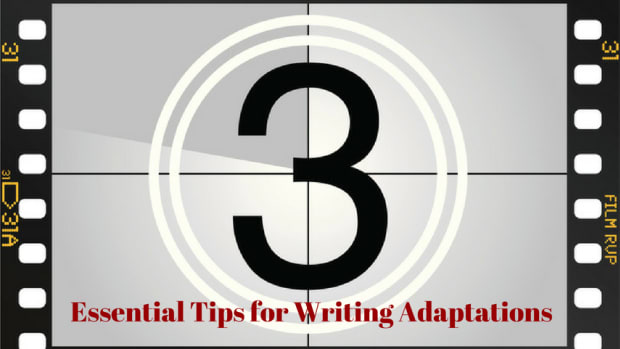 With so many films adapted from intellectual property, at some point in your screenwriting career you'll find yourself writing an adaptation. Having adapted books, comics and true stories, Mario O. Moreno shares several essential techniques for writing adaptations.