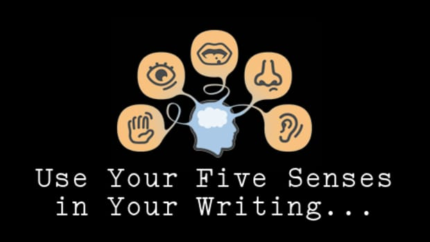 Use Your Five Senses in Your Writing | Script Magazine