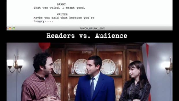 screenwriting readers vs. audience