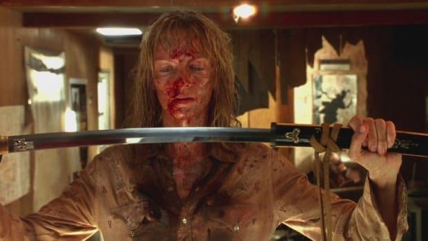 Uma Thurman in 'Kill Bill'