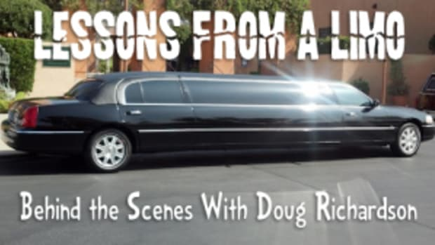 Lessons From a Limo