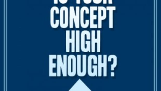 Is Your Concept High Enough? Webinar