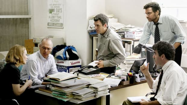 SNARK A FILM: 'Spotlight' by Miranda Sajdak | Script Magazine #scriptchat #screenwriting #filmreview