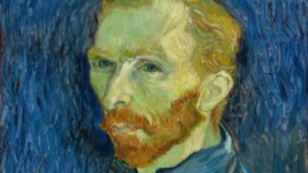 Van Gogh - Self-Portrait - Google Art Project