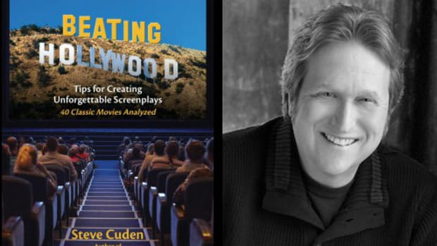 BEATING HOLLYWOOD: Steve Cuden Tells Us a Story | Script Magazine #scriptchat #screenwriting