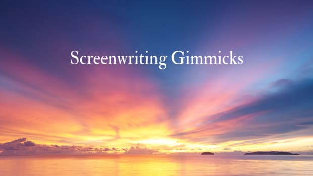 Out of either lack of knowledge, lack of experience, lack of confidence, or (sometimes) laziness, they will take a shortcut to create an effect rather than do the work to create the real thing. Ray Morton highlights some of those screenwriting gimmicks you should avoid.