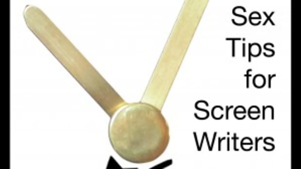 Sex Tips for Screenwriters