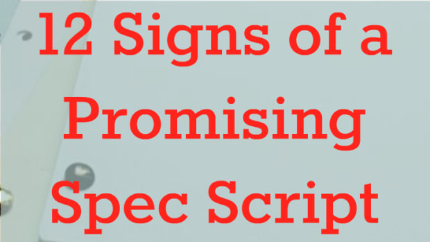 Learn how to write a spec script like a pro with these 12 signs of a promising spec script and more from Script Mag!