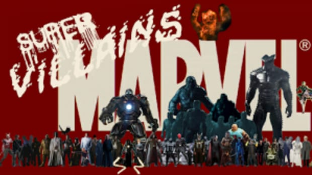 Marvel Supervillains