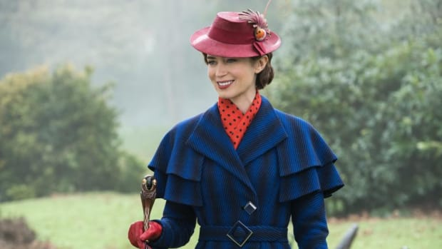Academy Award-nominated screenwriter David Magee takes Script behind the scenes of Mary Poppins Returns,a sequel to the classic with all new original music, starring Emily Blunt.