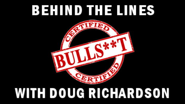 BEHIND THE LINES WITH DR: How Real is Your Bullshit? by Doug Richardson | Script Magazine