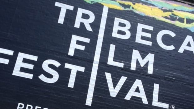 Tribeca Film Fest Wall Art