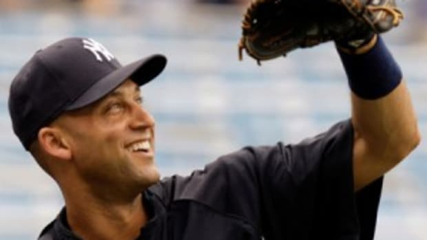 Derek Jeter (AP Photo/Kathy Willens)