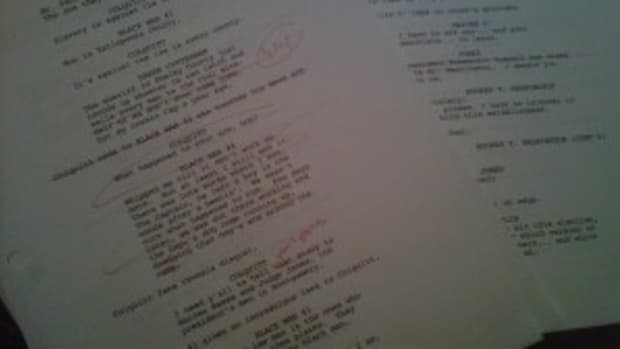 SCRIPT TIP: Three Screenplay Rewrite Tips for a Faster Turnaround by Marilyn Horowitz | Script Magazine