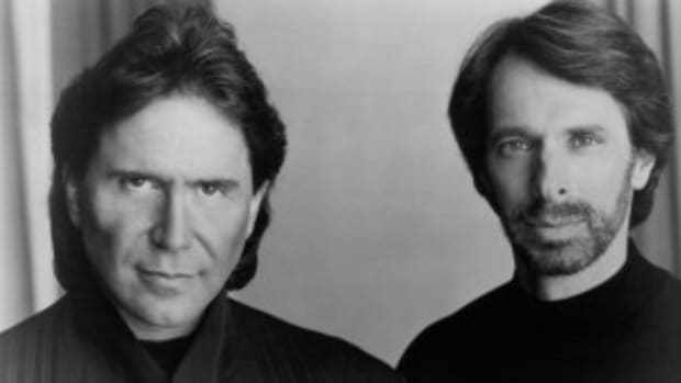 Don Simpson and Jerry Bruckheimer
