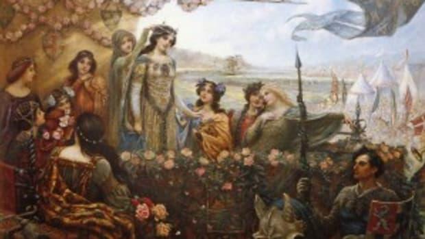 Lancelot + Guinevere
