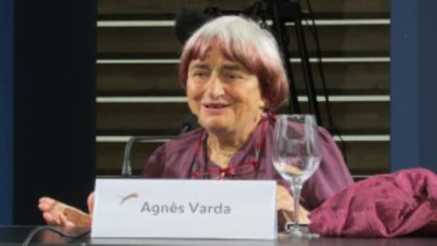 Agnes Varda Writing a Documentary