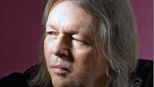 Screenwriter Christopher Hampton