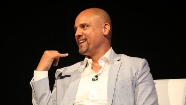 Ben Watkins at Toronto Screenwriting Conference 2019