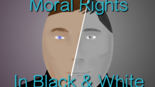 Moral Rights in Black & White